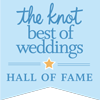 the Knot Hall of Fame Inductee & Best Of Weddings '14 Winner