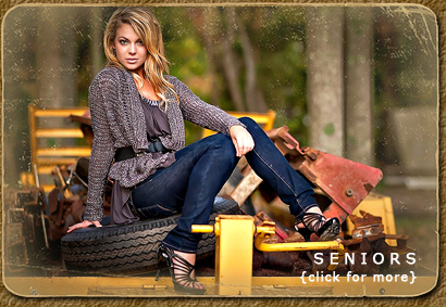Richmond Senior Portrait Photographer