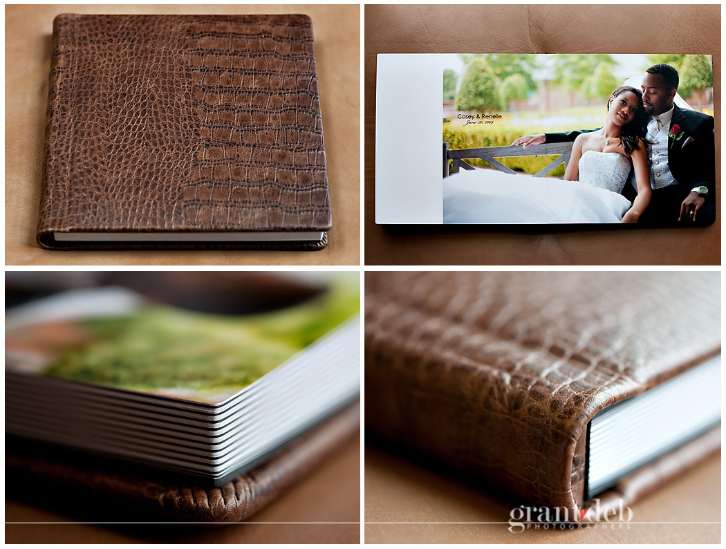 Richmond Wedding Album - Hampton Roads Wedding Photography - Hampton Roads Wedding Photographers
