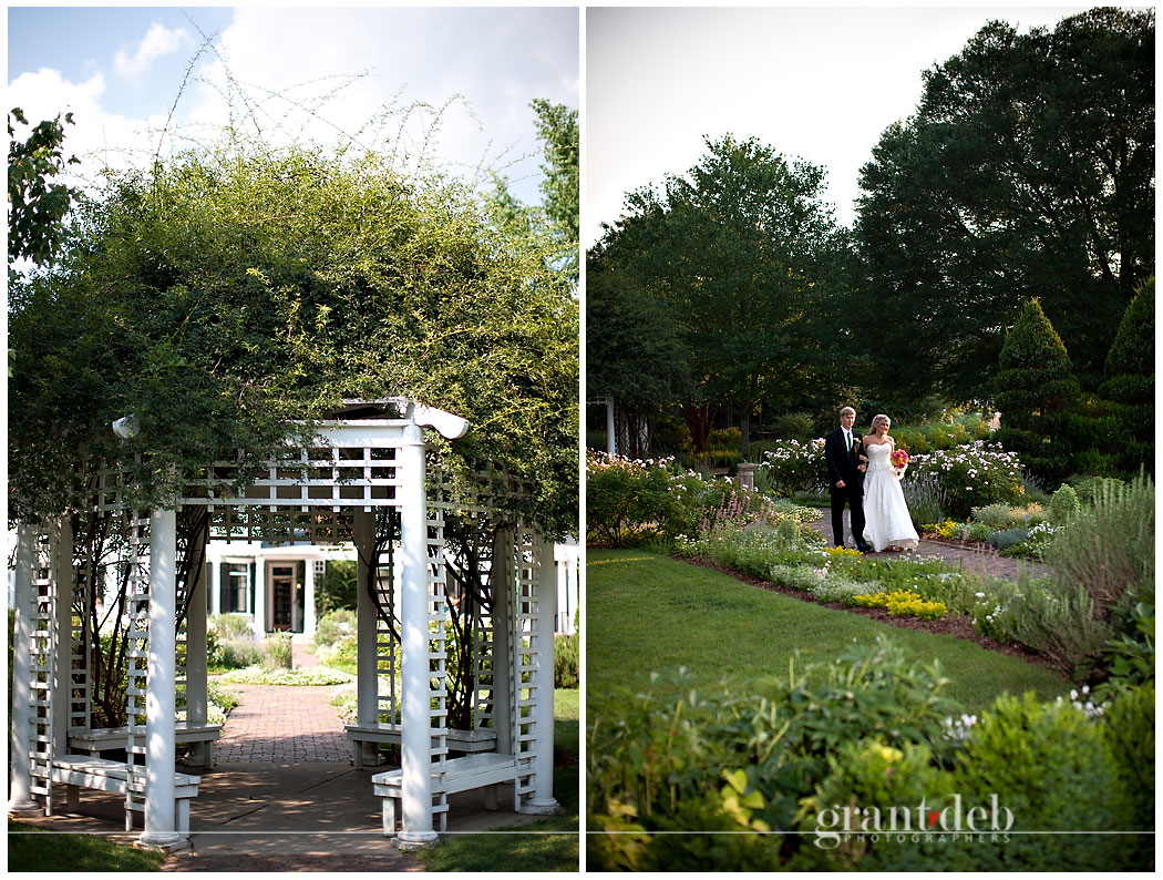 Lewis Ginter Botanical Garden Wedding Photography - Lewis Ginter Botanical Garden Wedding Photography