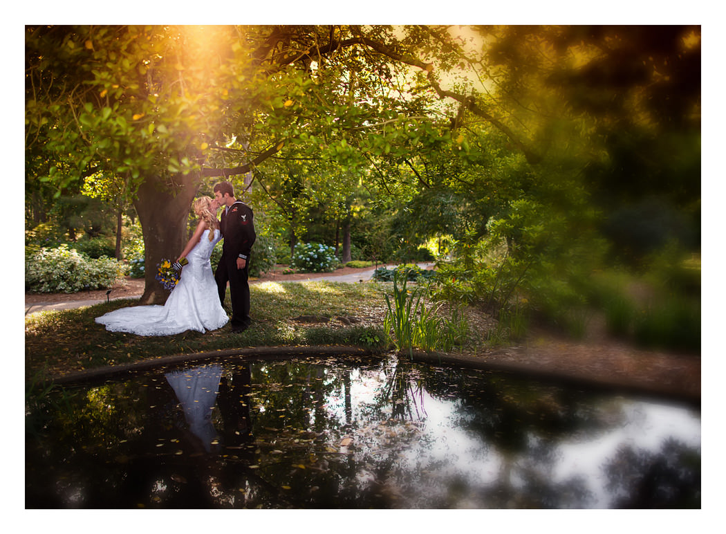 norfolk botanical gardens wedding photography - Hampton Roads Wedding Photography - Hampton Roads Wedding Photographers