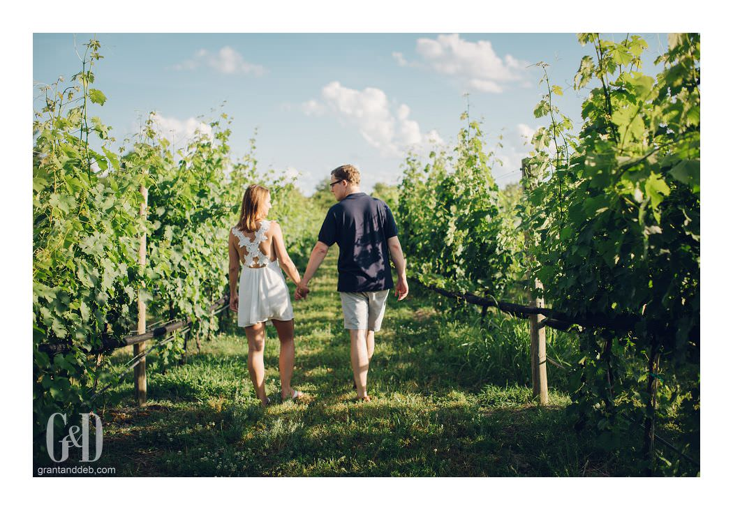 williamsburg winery engagement photographers - williamsburg winery engagement photographers