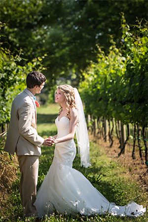 Williamsburg Winery Wedding Photography