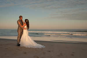 Virginia Beach fine art wedding photographers
