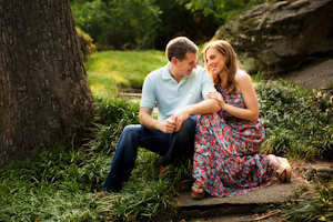 Click to view full Maymont Park Engagement Photography | Meghan + Jeff  [post: 412]
