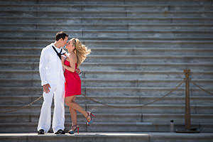 Washington DC fine art wedding photographers
