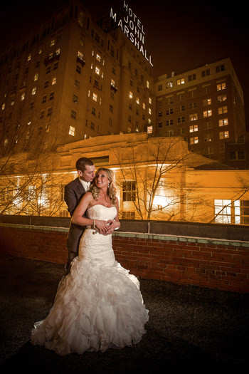 John Marshall Hotel Wedding Photographers Richmond Photography Jessi Click To View Full