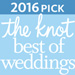 the Knot Best of Weddings 2011, 2012, 2013, 2014, 2015 and again for 2016