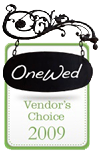 OneWed Vendors Choice