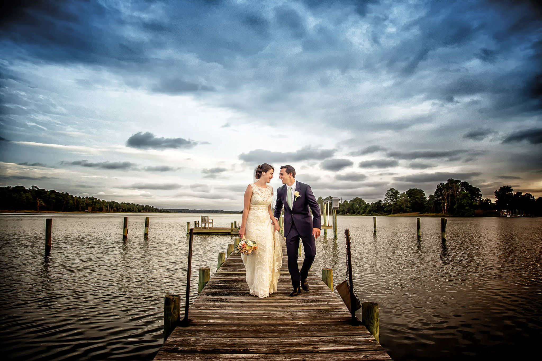 inn at warner hall wedding photographers & virginia beach wedding photographers wedding gallery