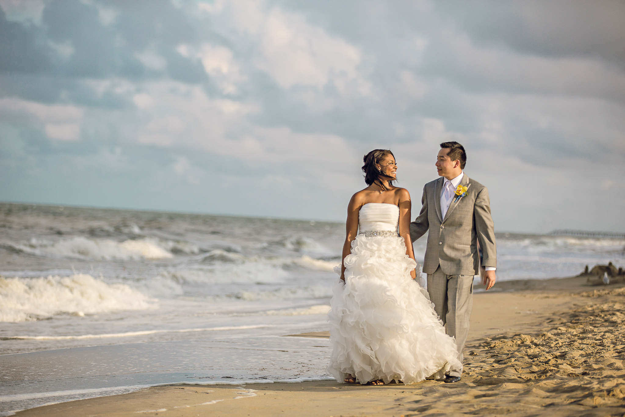 oceanaire resort hotel wedding photographers & chesapeake fine art wedding Photography wedding gallery