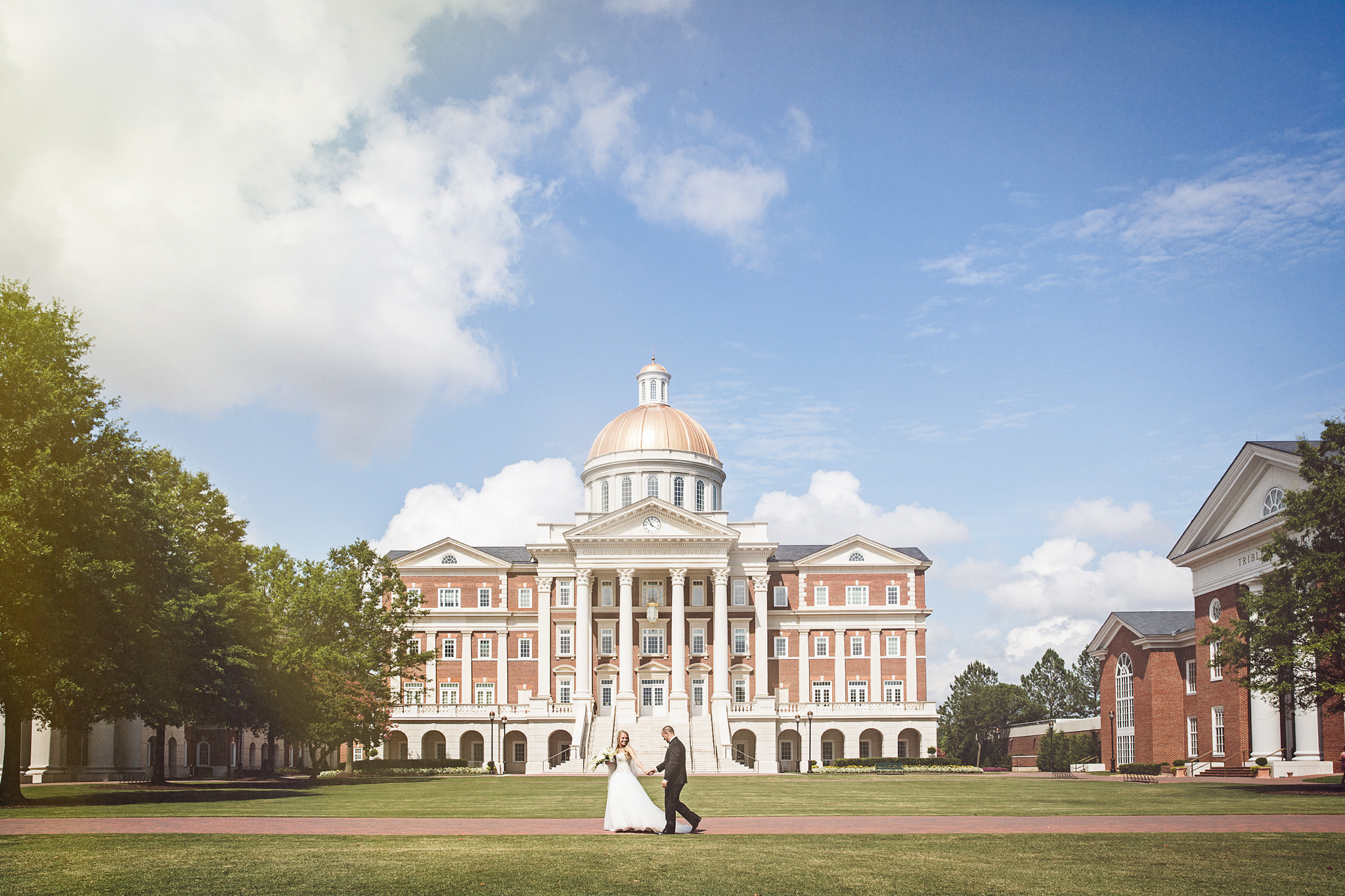 christopher newport university wedding photographers & williamsburg fine art wedding photographer wedding gallery