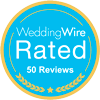 our brides rated us number one